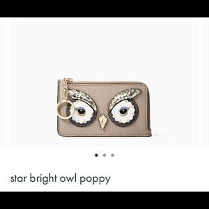 NWT Kate Spade Owl Poppy Mini (multiple available)
